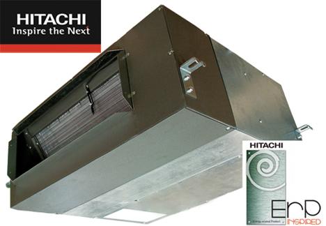 Los nuevos conductos de aire acondicionado HITACHI se han diseñado para cumplir con la reciente normativa europea de Ecodiseño ErP