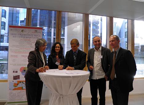 Presentación del Policy Paper por parte de los proyectos MARIE, ELIH-MED en el MEDBEE Fórum