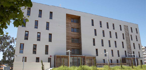 Premio: 55 viviendas bioclimáticas en Bermeo, Ramón Ruiz-Cuevas Peña y Adolfo Moro Bermeo (Vizcaya)