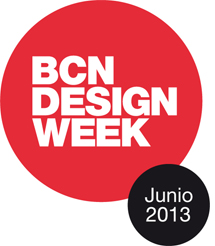 Logotipo BCN Design Week 2013