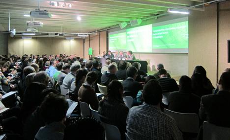 I Encuentro sobre Rehabilitación, Arquitectura y Energía