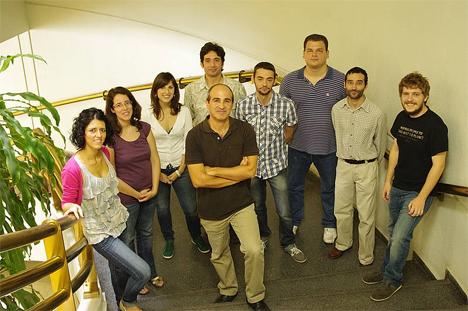 Investigadores del Instituto de Ciencia de Materiales de Sevilla