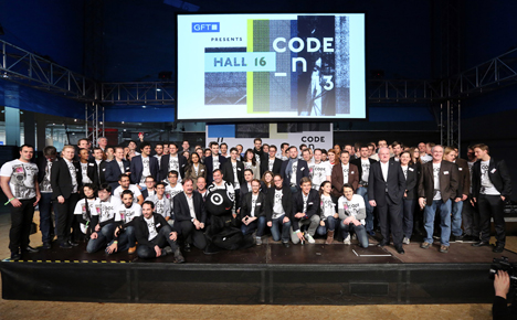 Finalistas de CODE_n