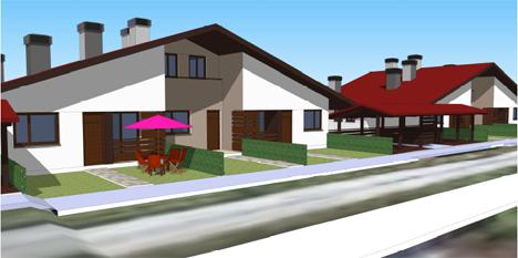 Promoción de viviendas energéticamente eficiente con el sello Passivhaus en el Ayuntamiento de Mendata
