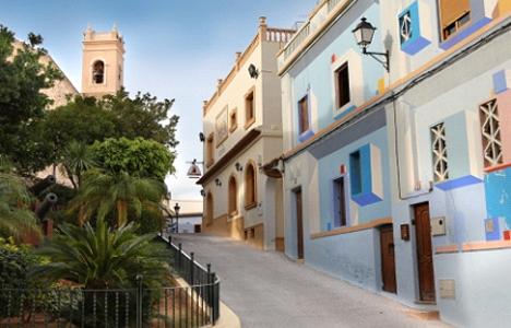 El Ayuntamiento de Calpe convoca un concurso público para repensar el casco histórico de la ciudad
