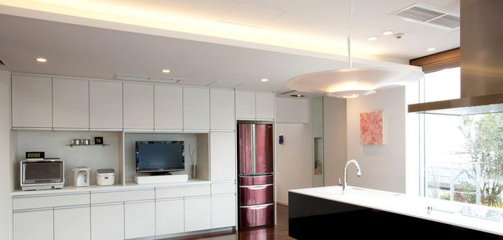 Smart House, cocina