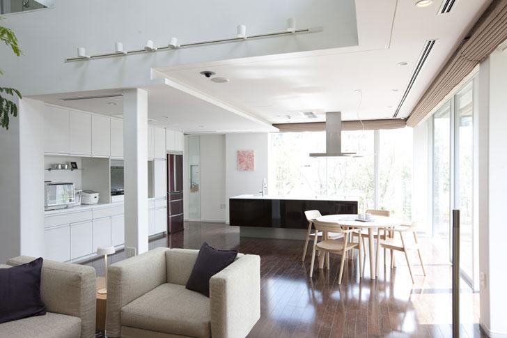 Smart House, comedor