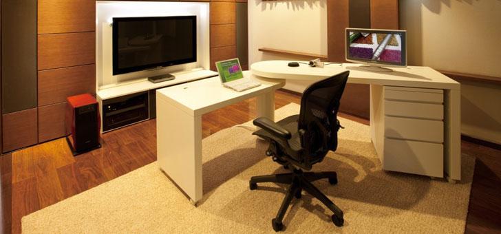 Smart House, despacho