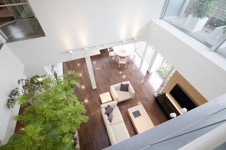 Smart House, luz cenital