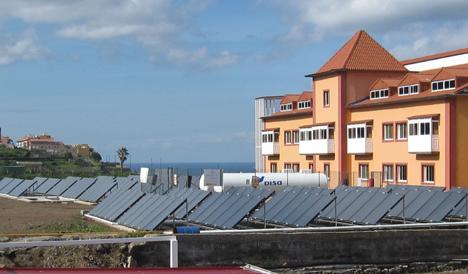 La Fundacion Hogar Santa Rita De Tenerife Obtiene El 75 De Sus