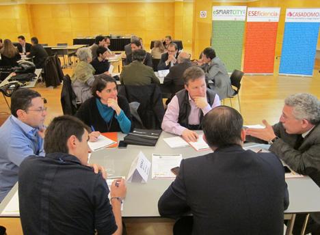 I I Workshop de Edificios de Energía Casi Nula, Mesa 1