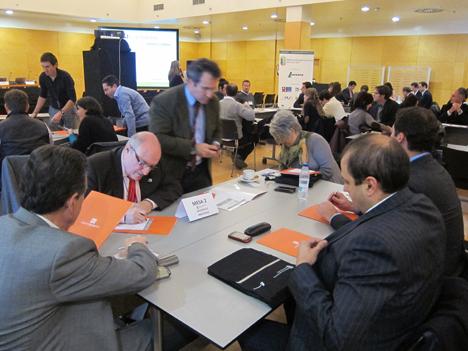 I Workshop de Edificios de Energía Casi Nul, Mesa 2