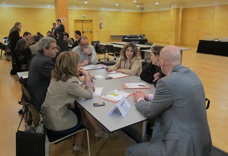I Workshop de Edificios de Energía Casi Nula, Mesa 3