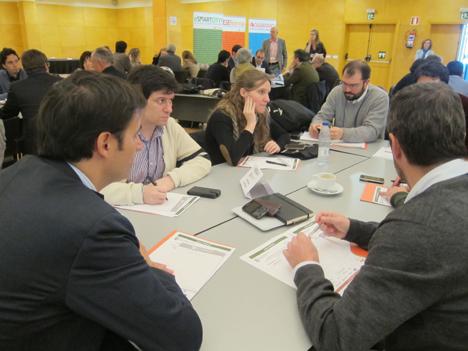 I Workshop de Edificios de Energía Casi Nula, Mesa 4