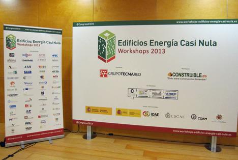I Workshop de Edificios de Energía Casi Nula