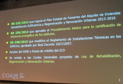 Rehabilitación, regeneración y renovación urbana