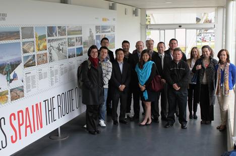 Representantes de fondos de inversión internacionales han visitado las instalaciones de CENER