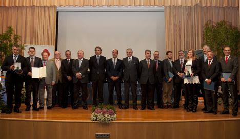 El Consejo General de la Arquitectura Técnica de España (CGATE) ha entregado sus XVI Premios Europeos de la Arquitectura Técnica a la Seguridad en la Construcción