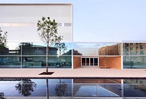 Centro de Ocio para Mayores de Azuqueca de Henares (Guadalajara),