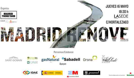 Presentación Madrid Renove