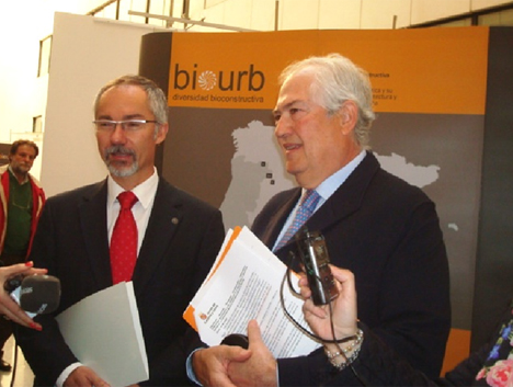 El Director General de Energía y Minas, y el Delegado Territorial de l Junta de Castilla y León en León