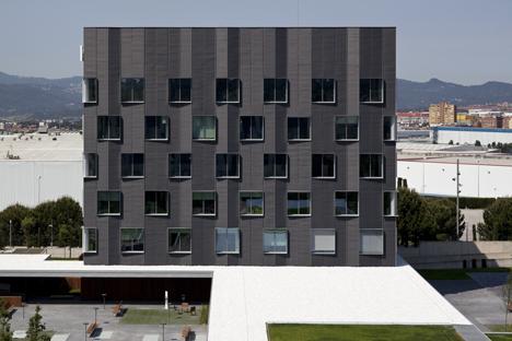 Nueva Sede Central de Banc Sabadell