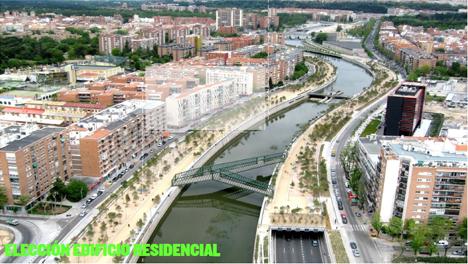 Madrid Renove, elección de un edificio