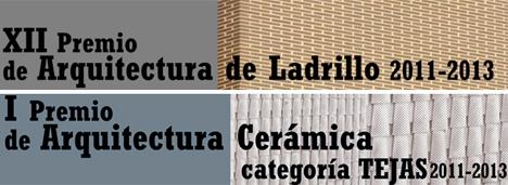 Hispalyt convoca el XII Premio de Arquitectura de Ladrillo y el I Premio de Arquitectura Cerámica