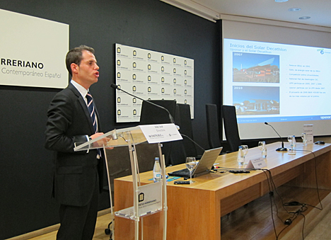 Israel Ortega, UPONOR Academy Manager de España y Portugal