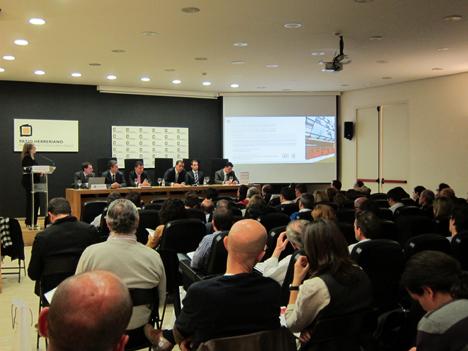 Todos los ponentes en la Jornada de Valladolid