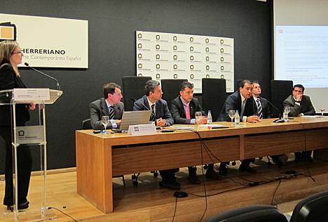 Mesa redonda en la Jornada de Valladolid