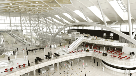 Aeropuerto Internacional Príncipe Mohammad Bin Abdulaziz, en Medina