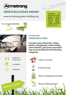 Armstrong Green Building Award