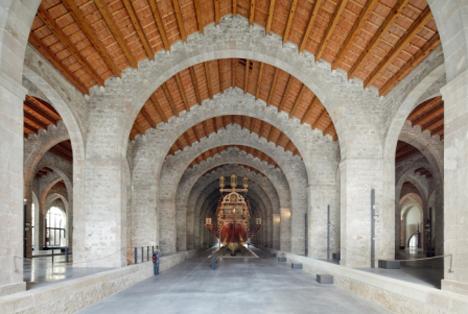 Reials Drassanes de Barcelona