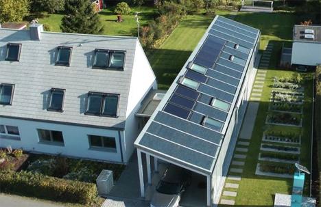 LichtAktiv Haus en Hamburgo, Velux