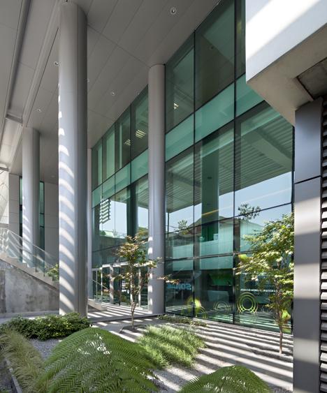 SONAE Maia Business Center Fotos: cortesía de Xavier Boymond