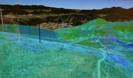 Imagen del Proyecto Sedar (Simulación eólica de alta resolución)