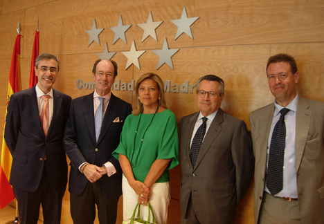 ANFALUM firma con la Comunidad de Madrid el Plan Renove de Alumbrado de Emergencias