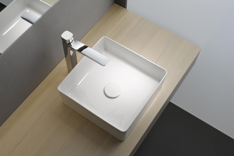 saphirkeramik lavabo de laufen - Lavabos De Diseo