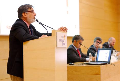 Jordi Bolea, responsable de relaciones institucionales de ROCKWOOL Peninsular