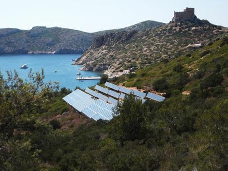 Un sistema fotovoltaico de autoconsumo de 30kW en su modalidad aislada en el Parque Nacional Marítimoterrestre del archipiélago de Cabrera