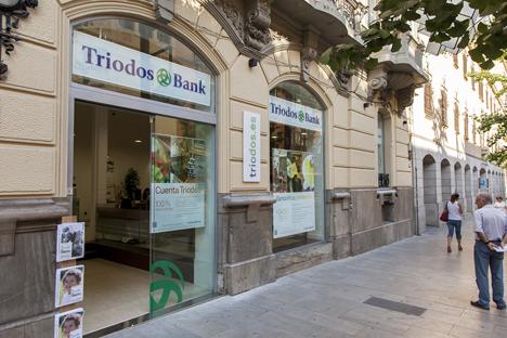 Oficina Triodos Bank en Granada