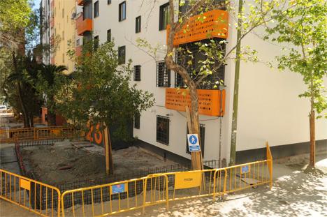 Madrid trabaja para recuperar el tejido urbano consolidado, una de las medidas municipales para reactivar la economía