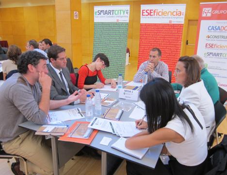 Mesa 1, II Workshop de Edificios de Energía Casi Nula