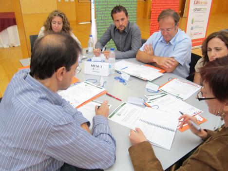 Mesa 3, II Workshop de Edificios de Energía Casi Nula