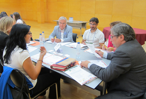 Mesa 5, II Workshop de Edificios de Energía Casi Nula