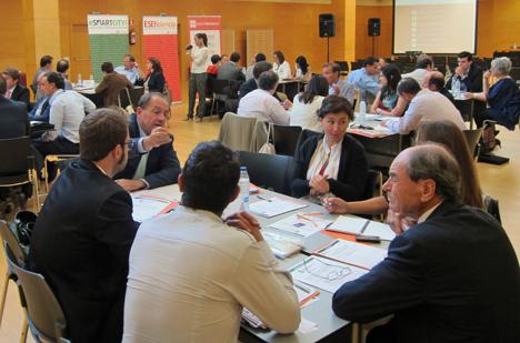 Mesa 7, II Workshop de Edificios de Energía Casi Nula