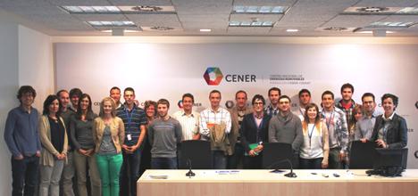 átedra de Energías Renovables de la Universidad Pública de Navarra y CENER