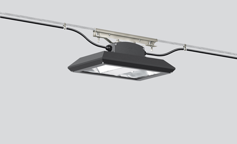 LLedó presenta una luminaria de LED exterior en suspensión