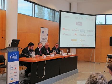 Clausura Foro AURhEA por Sr. D. Carlos López Jimeno. Director General de Industria de la Comunidad de Madrid